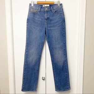 Levi's High Rise Perfectly Slimming Straight Jean